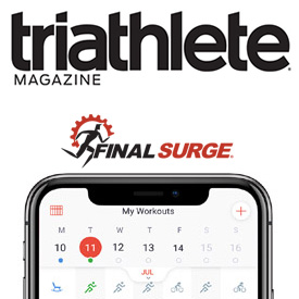 Final Surge Wins Triathlete Magazine 2018 Best Online Training Log Face Off